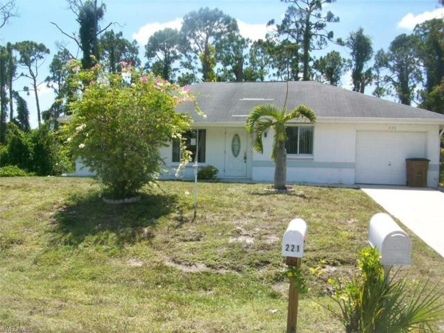 220 Wanatah Ave, Lehigh Acres, FL 33974 (MLS #219039114) :: Sand Dollar Group