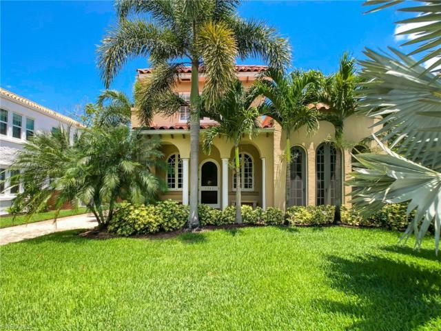 1361 Almeria Ave, Fort Myers, FL 33901 (MLS #219039288) :: #1 Real Estate Services
