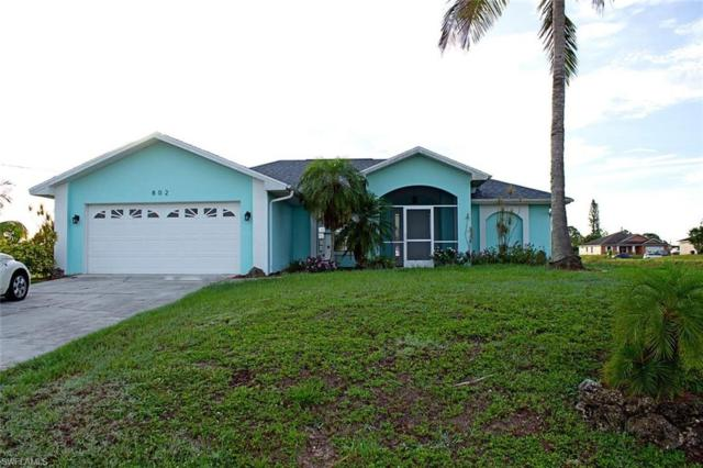 802 Fred Ave N, Lehigh Acres, FL 33971 (#219040174) :: Southwest Florida R.E. Group LLC