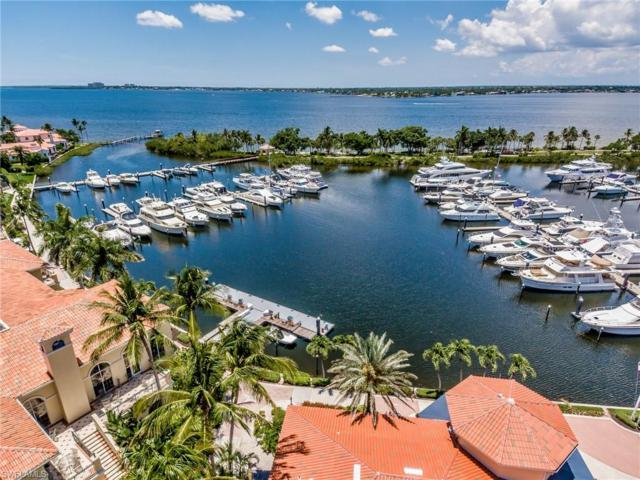Boat Dock E-21, Fort Myers, FL 33908 (#219040320) :: Southwest Florida R.E. Group Inc