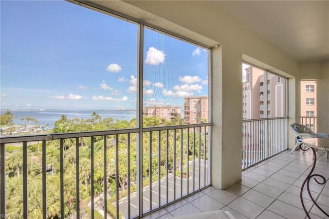 14817 Laguna Dr #503, Fort Myers, FL 33908 (#219040505) :: The Dellatorè Real Estate Group