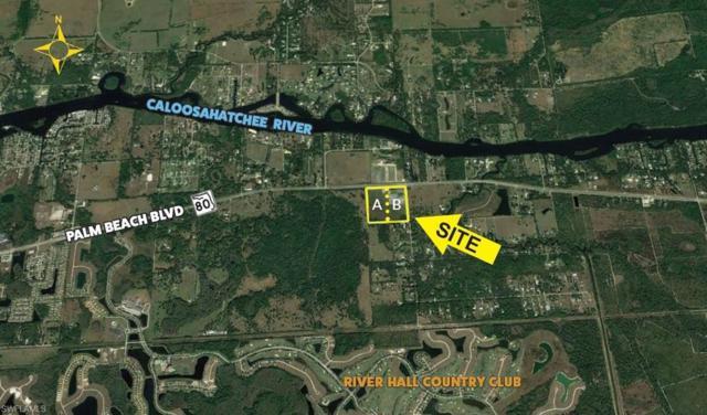 State Road 80 & Carter Lane, Alva, FL 33920 (MLS #219041440) :: RE/MAX Radiance
