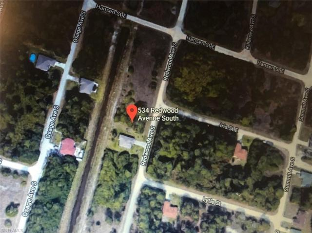 534 Redwood Ave S, Lehigh Acres, FL 33974 (MLS #219041785) :: RE/MAX Realty Group