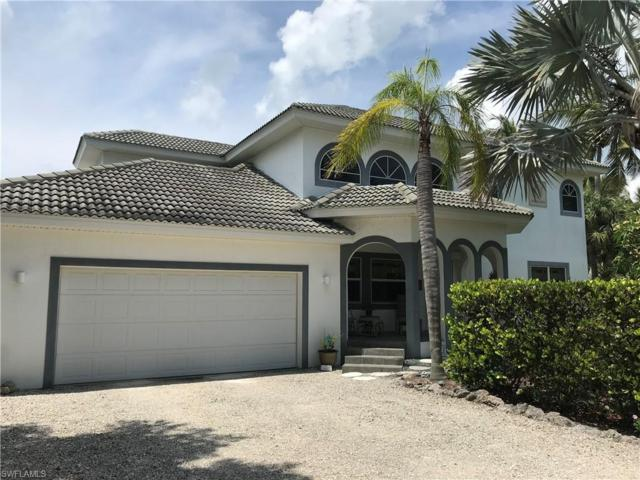 534 N Yachtsman Dr, Sanibel, FL 33957 (MLS #219042026) :: John R Wood Properties