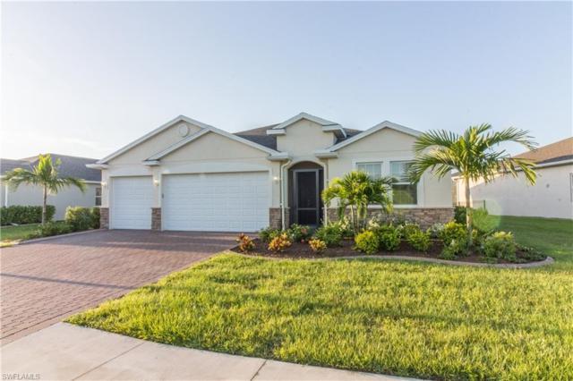 3172 Amadora Cir, Cape Coral, FL 33909 (MLS #219042040) :: #1 Real Estate Services