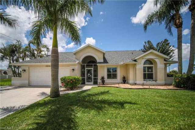 2944 NW 17th Ter, Cape Coral, FL 33993 (MLS #219042092) :: RE/MAX Radiance