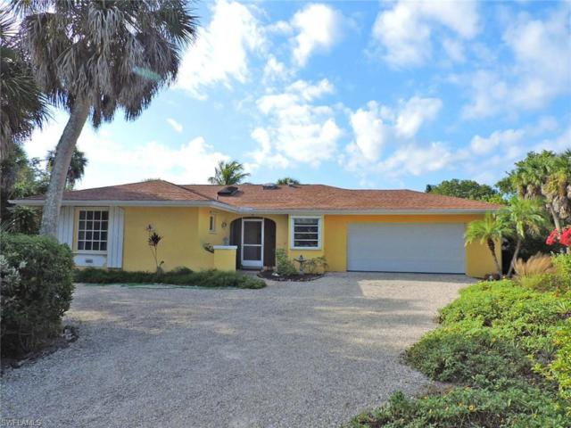 993 Fish Crow Rd, Sanibel, FL 33957 (MLS #219042235) :: John R Wood Properties