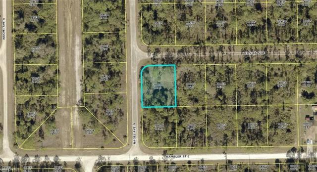 1134 Rosita St E, Lehigh Acres, FL 33974 (MLS #219042340) :: Clausen Properties, Inc.