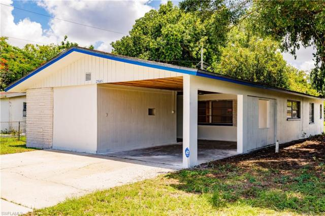 2565 Hanson St, Fort Myers, FL 33901 (MLS #219042431) :: RE/MAX Radiance