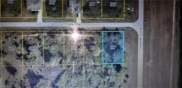2501 74th St W, Lehigh Acres, FL 33971 (MLS #219042634) :: #1 Real Estate Services