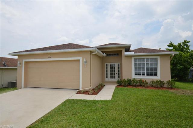 2608 46th St SW, Lehigh Acres, FL 33976 (MLS #219042635) :: #1 Real Estate Services