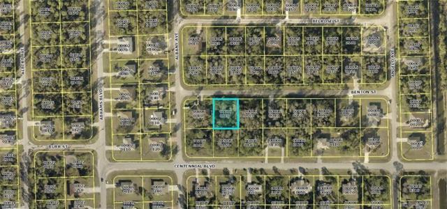 5435 Benton St, Lehigh Acres, FL 33971 (MLS #219042698) :: #1 Real Estate Services