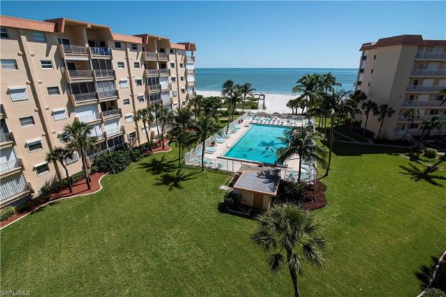 7400 Estero Blvd #514, Fort Myers Beach, FL 33931 (#219042791) :: Southwest Florida R.E. Group LLC