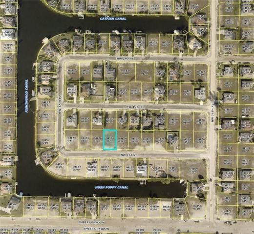 3703 NW 1st St, Cape Coral, FL 33993 (MLS #219042812) :: Clausen Properties, Inc.