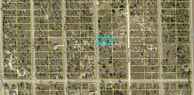 510 Irving Ave, Lehigh Acres, FL 33972 (MLS #219042835) :: Clausen Properties, Inc.