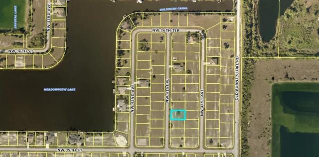 3513 NW 41st Pl, Cape Coral, FL 33993 (MLS #219042849) :: Clausen Properties, Inc.