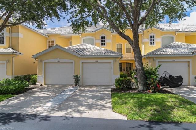1182 Sweetwater Ln #1802, Naples, FL 34110 (MLS #219042855) :: RE/MAX Radiance