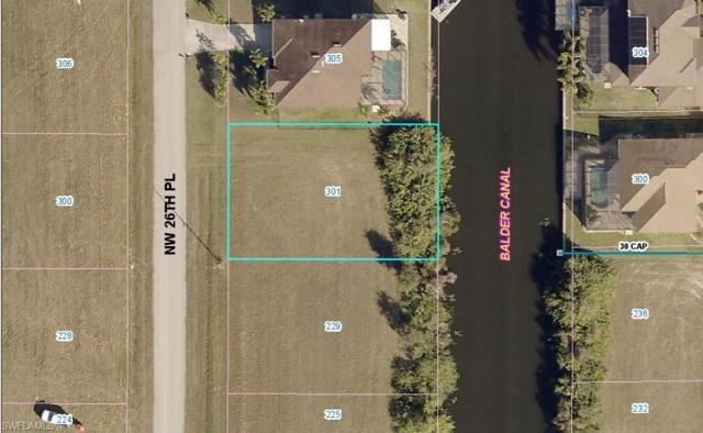 301 NW 26th Pl, Cape Coral, FL 33993 (MLS #219042981) :: Clausen Properties, Inc.