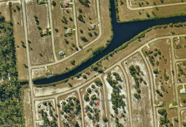 4513 NW 35th Pl, Cape Coral, FL 33993 (MLS #219043236) :: #1 Real Estate Services