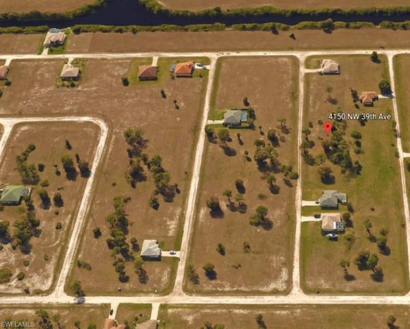 4150 NW 39th Ave, Cape Coral, FL 33993 (MLS #219043246) :: Kris Asquith's Diamond Coastal Group