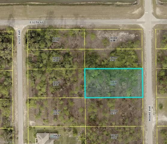 1123 Moore Ave, Lehigh Acres, FL 33972 (MLS #219043484) :: RE/MAX Realty Group