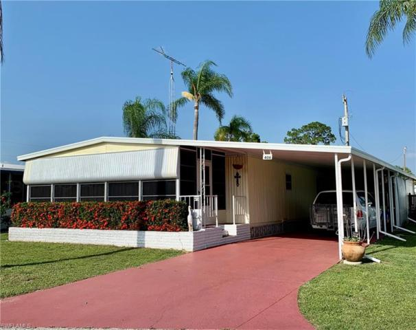 406 Twig Ct S, North Fort Myers, FL 33917 (#219043515) :: Southwest Florida R.E. Group Inc
