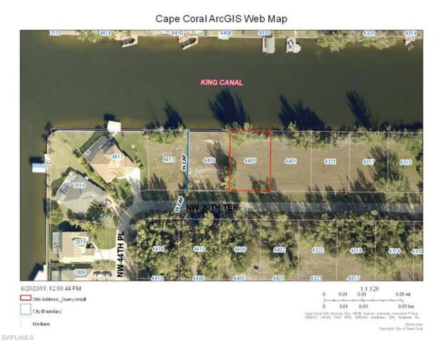 4405 NW 20th Ter, Cape Coral, FL 33993 (MLS #219043581) :: Kris Asquith's Diamond Coastal Group