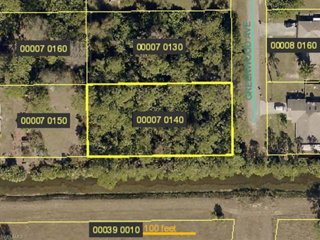 401 Greenwood Ave, Lehigh Acres, FL 33972 (MLS #219044045) :: RE/MAX Realty Team