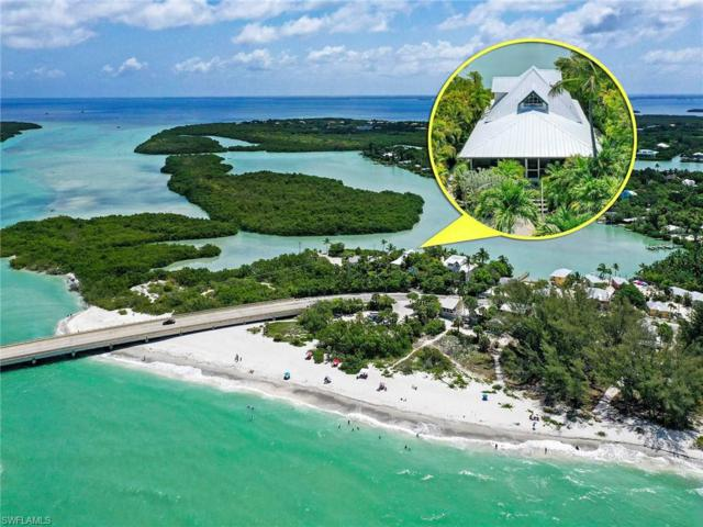 6496 Sanibel Captiva Rd, Sanibel, FL 33957 (MLS #219044046) :: Kris Asquith's Diamond Coastal Group