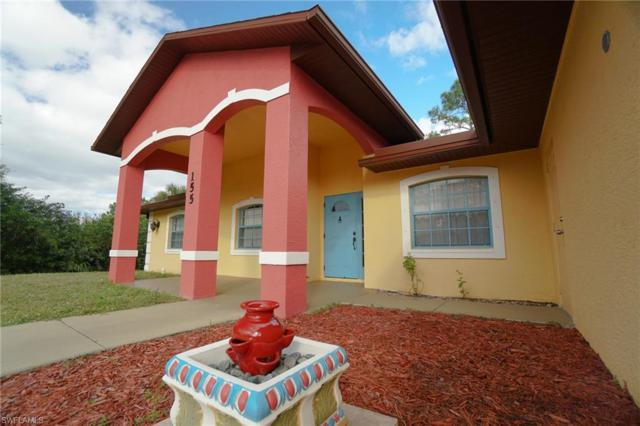 155 Bell Blvd S, Lehigh Acres, FL 33974 (MLS #219044268) :: Royal Shell Real Estate