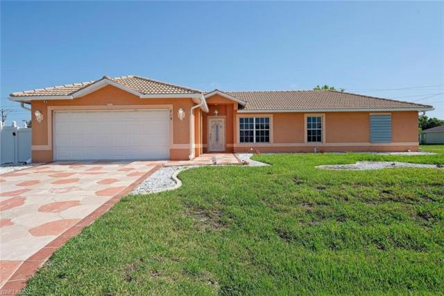 819 NE 23rd Ter, Cape Coral, FL 33909 (MLS #219044455) :: RE/MAX Realty Group