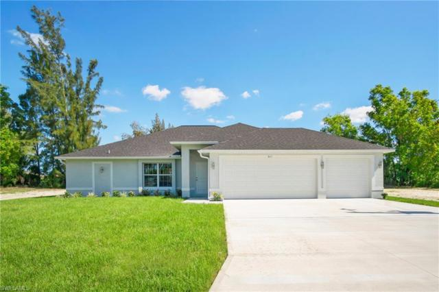 849 SW 13th St, Cape Coral, FL 33991 (MLS #219044472) :: Kris Asquith's Diamond Coastal Group