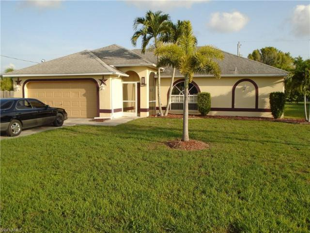 130 SE 28th Ter, Cape Coral, FL 33904 (MLS #219044492) :: RE/MAX Realty Group