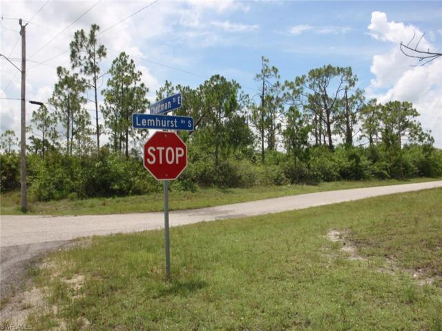 736 Chattman St E, Lehigh Acres, FL 33974 (MLS #219046453) :: The Naples Beach And Homes Team/MVP Realty
