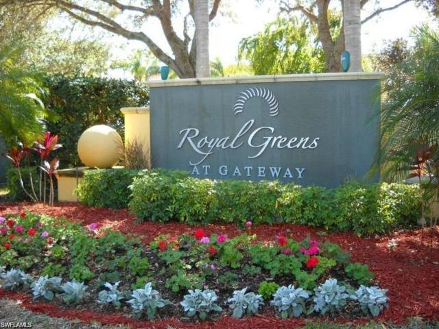 11500 Villa Grand #309, Fort Myers, FL 33913 (MLS #219046756) :: #1 Real Estate Services
