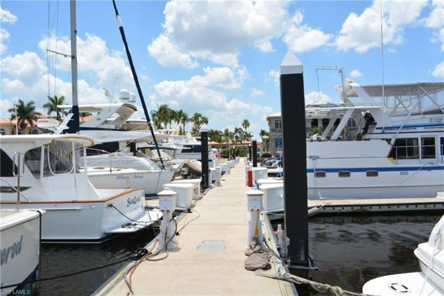 60 Ft. Boat Slip At Gulf Harbour B-7, Fort Myers, FL 33908 (MLS #219046843) :: RE/MAX Realty Team