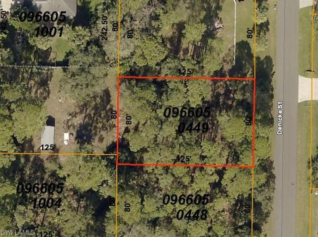 lot 49 Denicke St, North Port, FL 34286 (MLS #219047294) :: The Naples Beach And Homes Team/MVP Realty