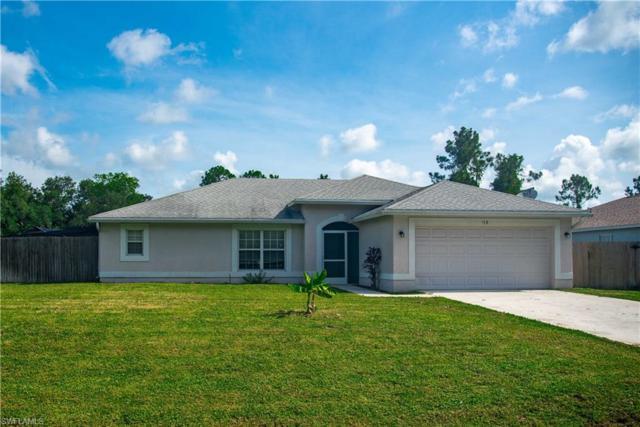 118 Ridgemont Dr, Lehigh Acres, FL 33972 (MLS #219047479) :: The Naples Beach And Homes Team/MVP Realty