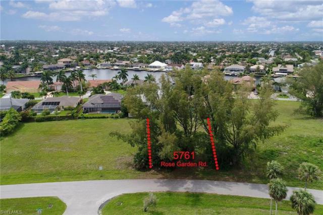5761 Rose Garden Rd, Cape Coral, FL 33914 (MLS #219047677) :: Sand Dollar Group