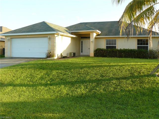 1713 SW 13th St, Cape Coral, FL 33991 (MLS #219047844) :: Palm Paradise Real Estate