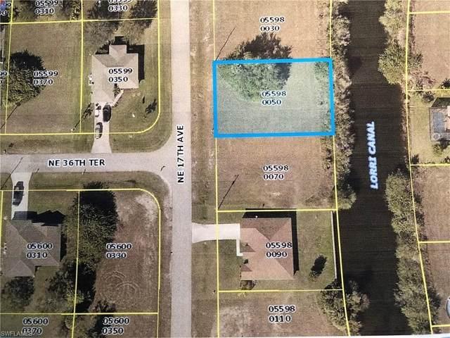 3617 NE 17th Ave, Cape Coral, FL 33909 (#219047955) :: The Dellatorè Real Estate Group