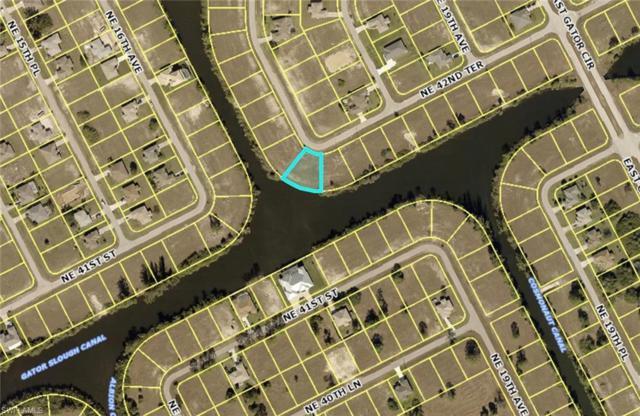 1702 NE 42nd Ter, Cape Coral, FL 33909 (MLS #219048186) :: Kris Asquith's Diamond Coastal Group