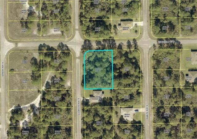 717 Giorgio Ave S, Lehigh Acres, FL 33974 (#219048269) :: Southwest Florida R.E. Group LLC