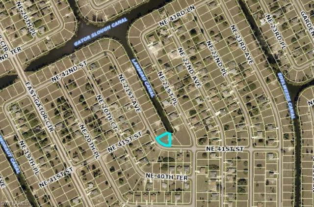 2105 NE 41st St, Cape Coral, FL 33909 (MLS #219048336) :: Kris Asquith's Diamond Coastal Group