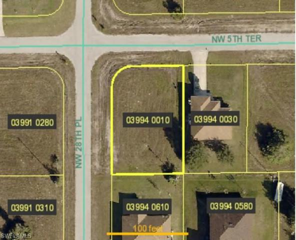 2758 NW 5th Ter, Cape Coral, FL 33993 (MLS #219048393) :: RE/MAX Radiance