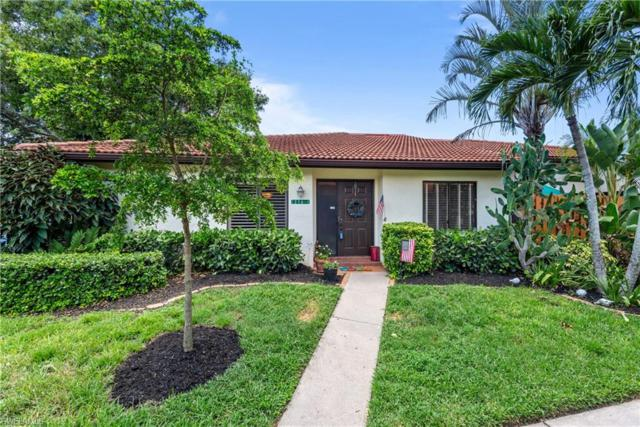 1396 Park Shore Cir #4, Fort Myers, FL 33901 (MLS #219048700) :: RE/MAX Radiance