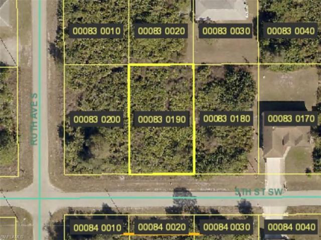 3216 5th St SW, Lehigh Acres, FL 33976 (MLS #219049135) :: The Naples Beach And Homes Team/MVP Realty