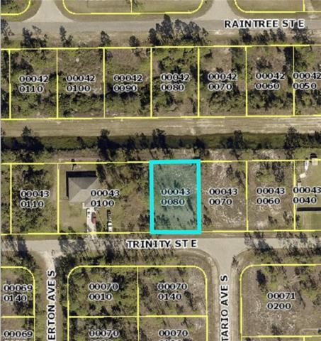 647 Trinity St E, Lehigh Acres, FL 33974 (MLS #219049389) :: RE/MAX Radiance