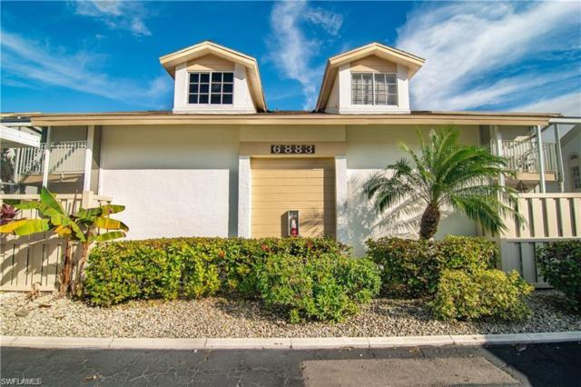 6883 Pentland Way #72, Fort Myers, FL 33966 (#219049414) :: The Dellatorè Real Estate Group