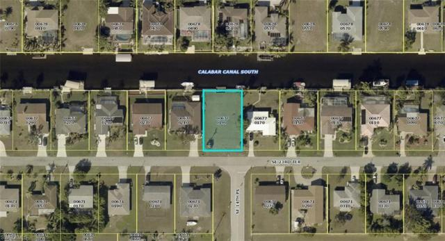 1413 SE 23rd Ter, Cape Coral, FL 33990 (MLS #219049500) :: RE/MAX Realty Team